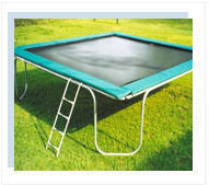 15x15 ft Square Trampolines