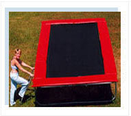 9x15 ft Rectangular Trampolines