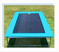 Rectangular Trampoline In All Shape With Optional Enclosure