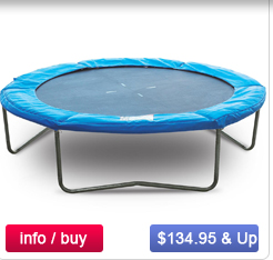 Black Friday/Cyber Monday Deals on Trampoline Pads