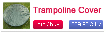 Black Friday/Cyber Monday Deals on Trampoline Cover