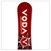 Voda Snowboard - Trampoline Replacement Parts