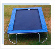 10x17 ft Rectangular Trampoline