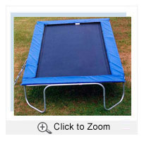 Rectangular Trampoline Mat By Frame Measurement
