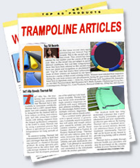 trampoline Articles