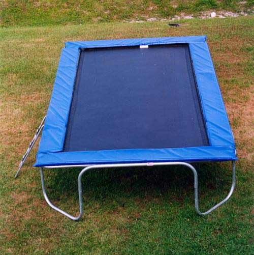 Rectangle Trampoline