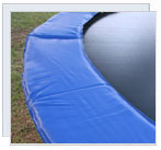Round Trampoline Pads, Round Trampoline Replacement Pads